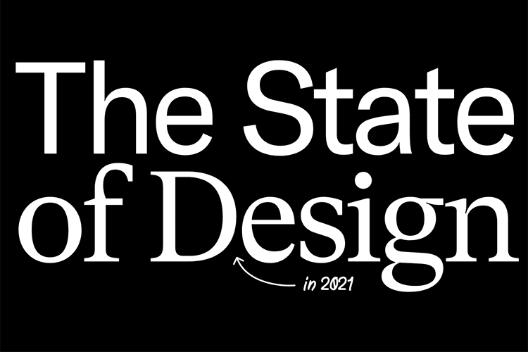 Example from The State of Design in 2021