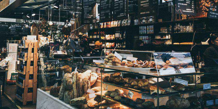artisan bakery bread pastry