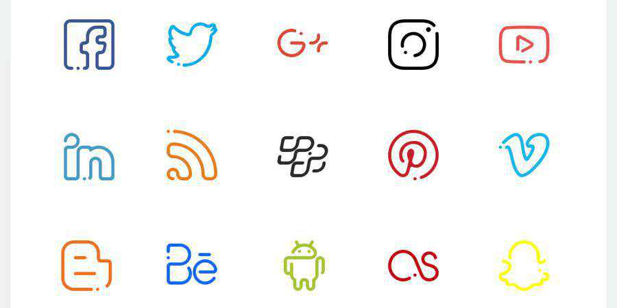Insignificon Social Icons