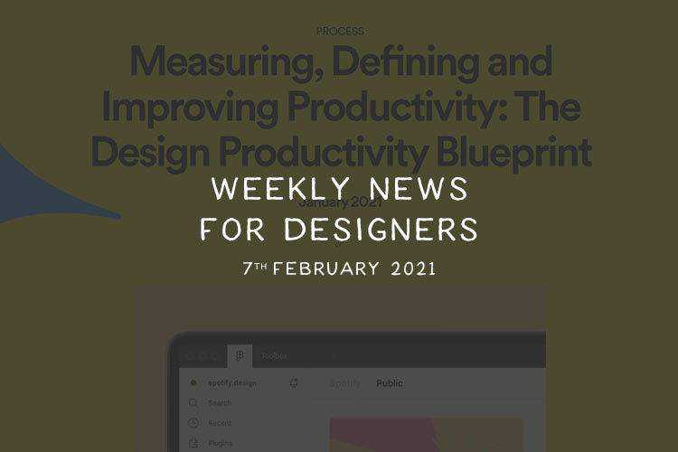 Weekly News for Designers № 578