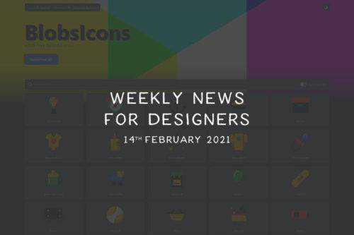 Weekly News for Designers № 579