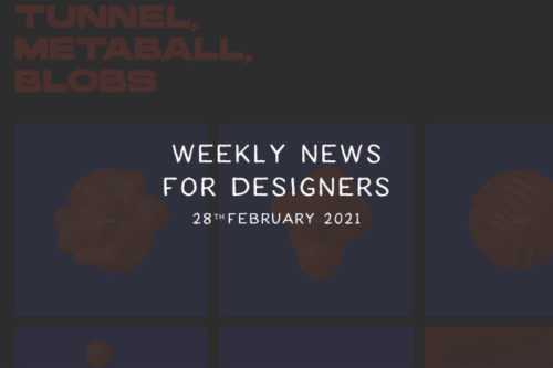 Weekly News for Designers № 581