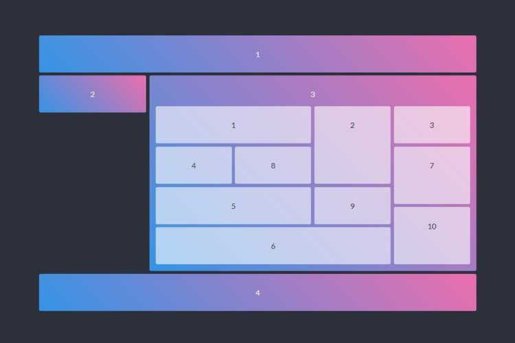 8 Common Website Layouts Built with CSS Grid