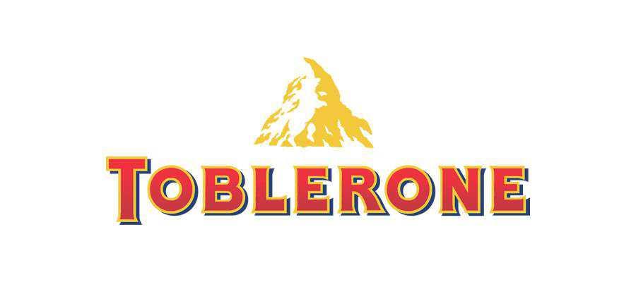 toblerone logo hidden meaning design