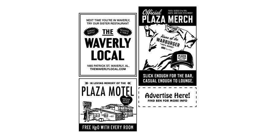 Plaza Bar & Lounge Classifieds design restuarant food bar inspiration