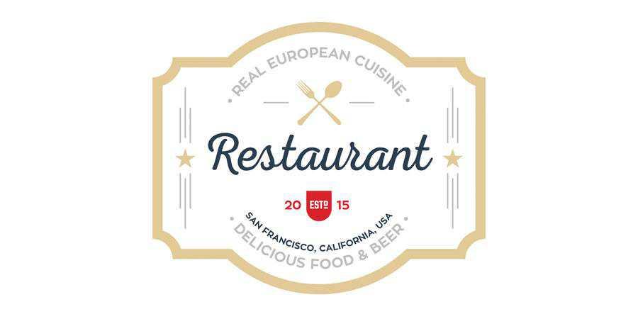 logo design restuarant food bar inspiration