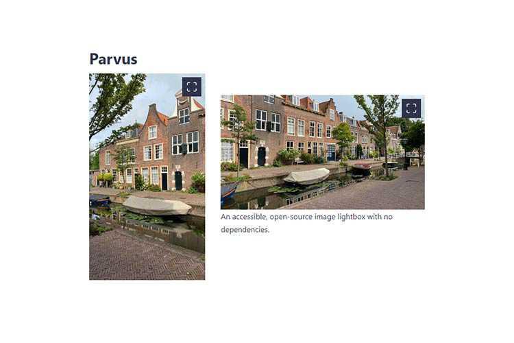 Example from Parvus