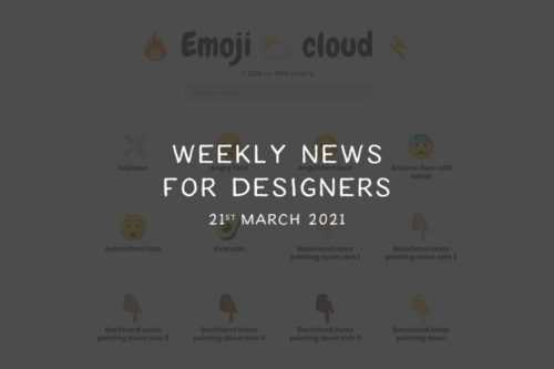 Weekly News for Designers № 584