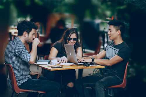 It's Relationship Building, Not Networking