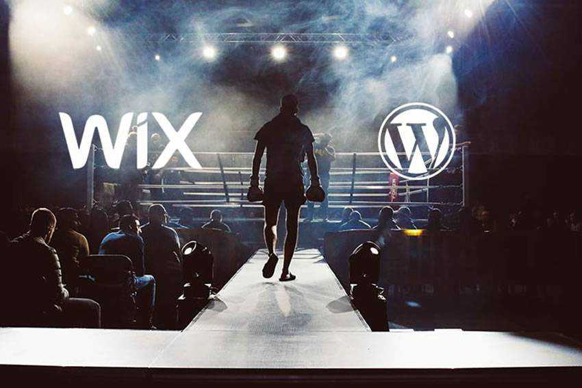 Wix Goes After WordPress