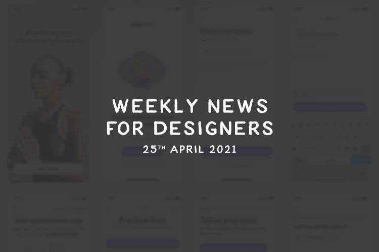 Weekly News for Designers № 589
