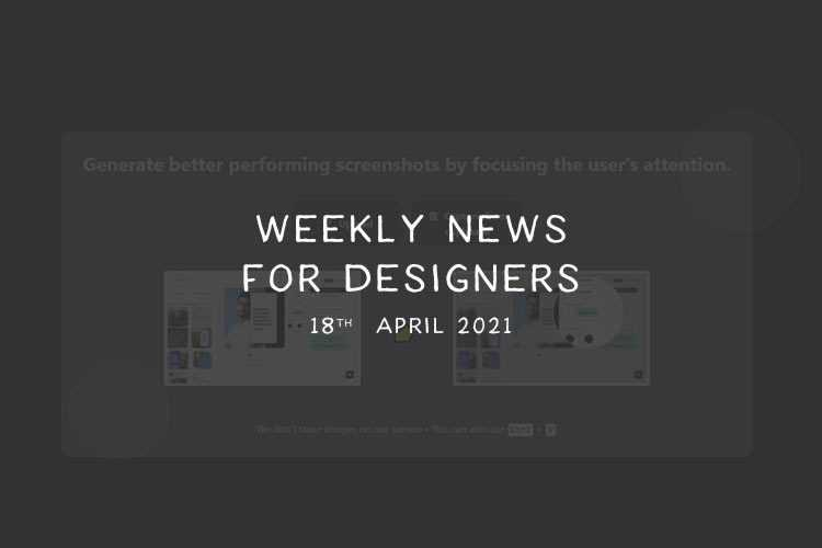 Weekly News for Designers № 588