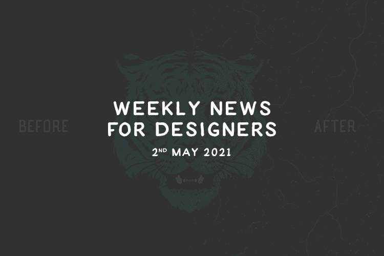 Weekly News for Designers № 590