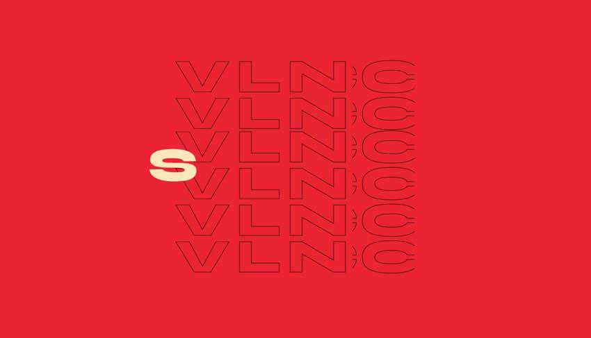 splash screen web design trend VLNC Studio
