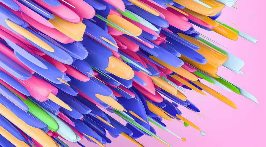 3D Backgrounds color abstract desktop wallpaper hd 4k high-resolution