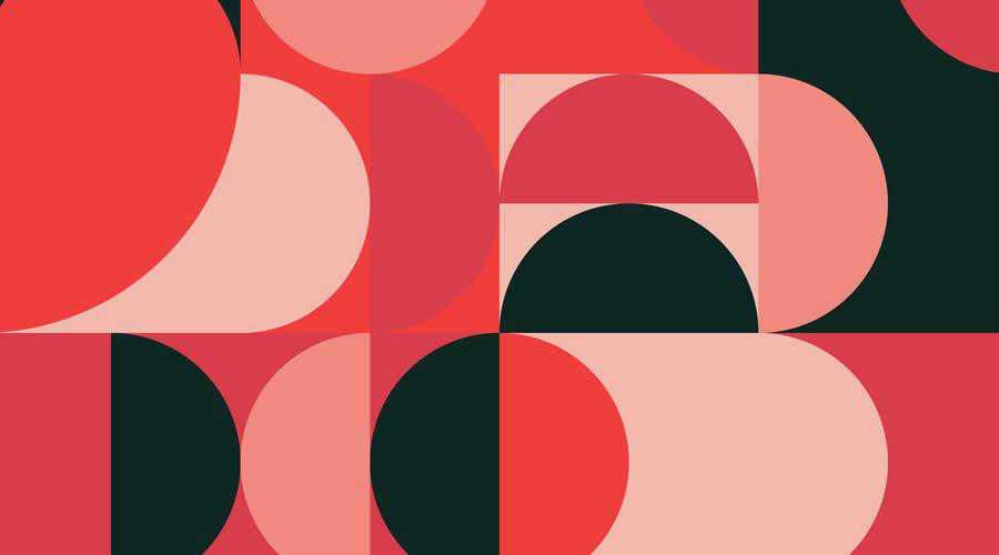 Minimalist Abstract Geometric color abstract desktop wallpaper hd 4k high-resolution
