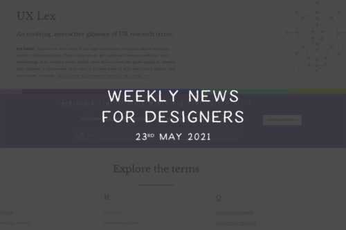 Weekly News for Designers № 593