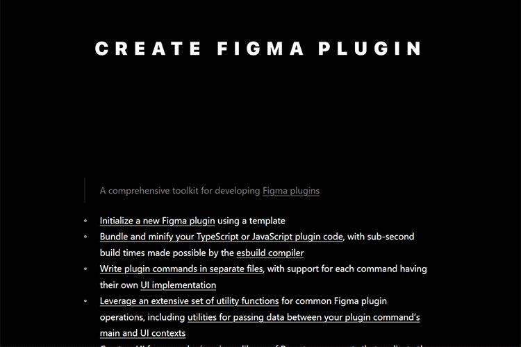 Example from Create Figma Plugin
