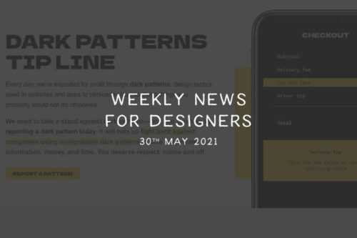 Weekly News for Designers № 594
