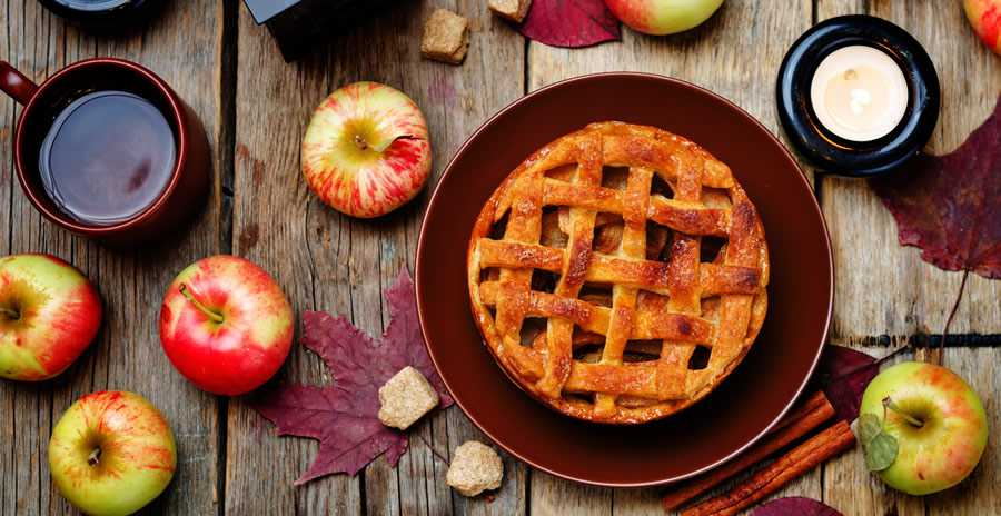 apple pie simple classic design