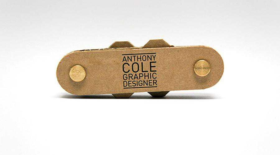 Inspiration for corporate army knife card design for designer ads