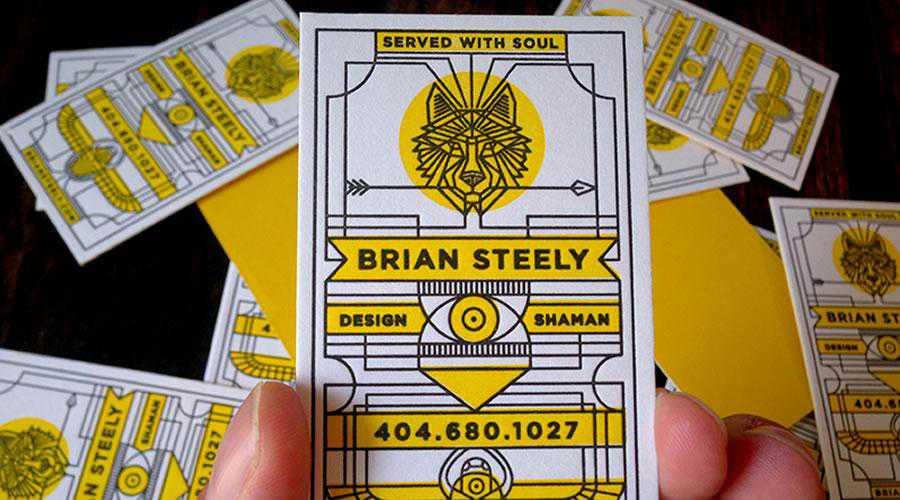 Served as Soul design inspiration for designer ads