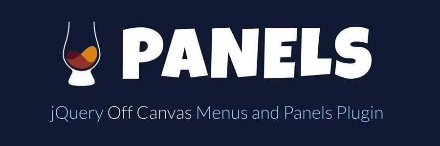 scotchPanels Off-Canvas javascript navigation menu responsive web design