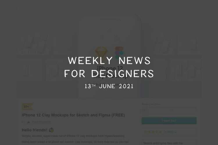 Weekly News for Designers № 596