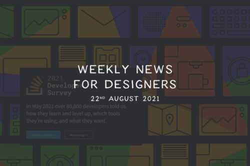 Weekly News for Designers № 606