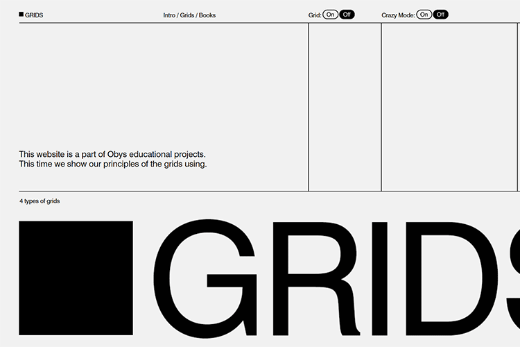 Example from Grids