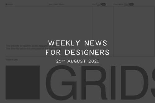 Weekly News for Designers № 607