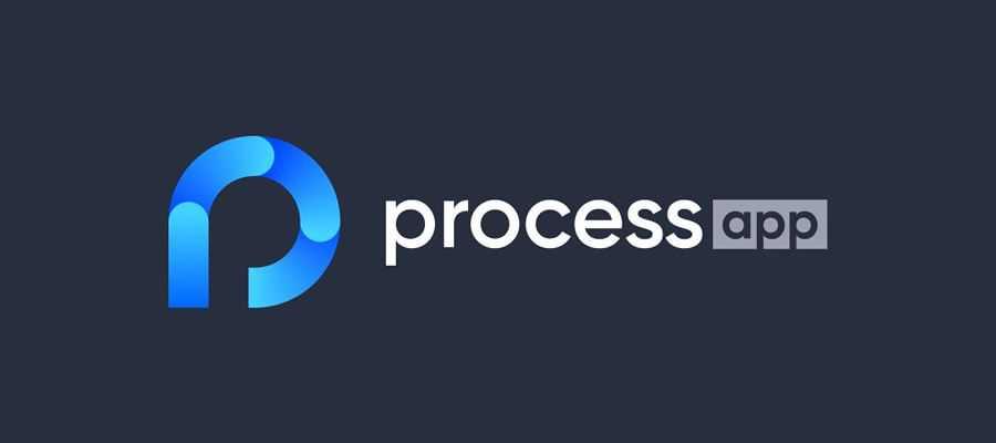 Processapp simple logo design inspiration