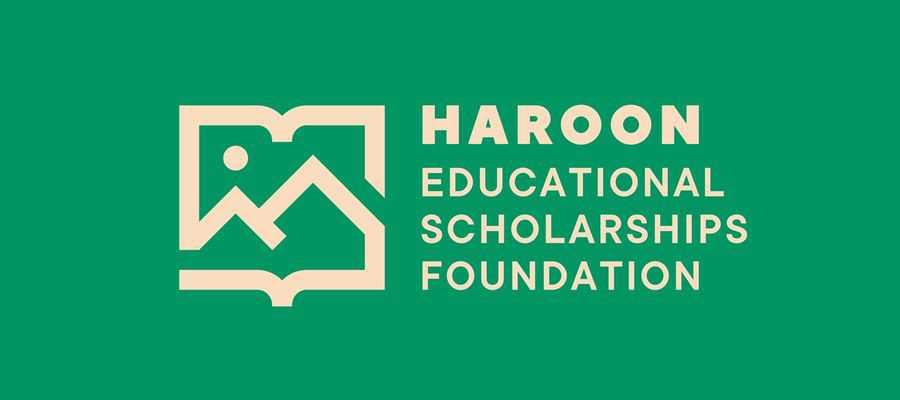 Haroon simple logo design inspiration