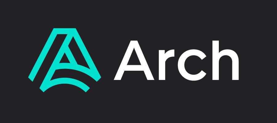 Arch simple logo design inspiration