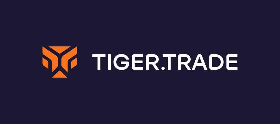 TigerTrade Branding simple logo design inspiration