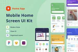 Think Mobile UI Kit