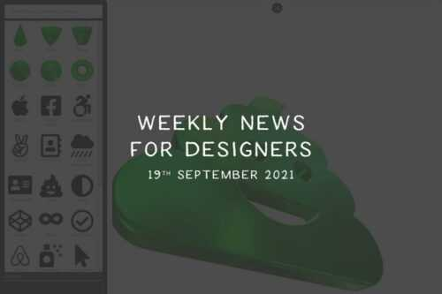 Weekly News for Designers № 610