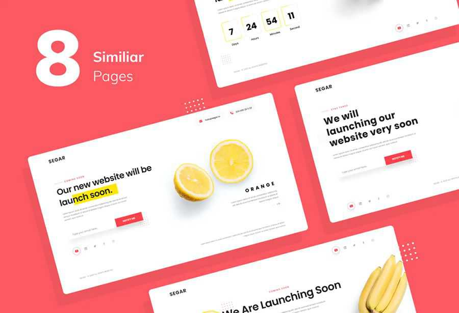 The Figma Photoshop Website Template that comes on the front page is inspired by the web design