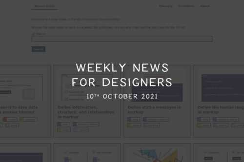 Weekly News for Designers № 613